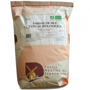 Farine de blé bio 5 kg