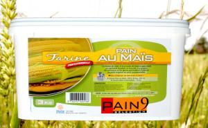 Farine au maïs